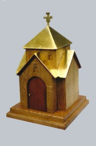Artophorion · Tabernacle.