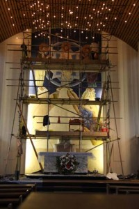 Fresco of the Tranfiguration