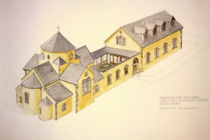 A new Orthodox church design