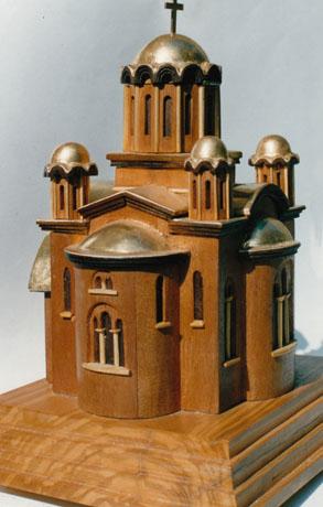 Iviron Monastery, Mount Athos.