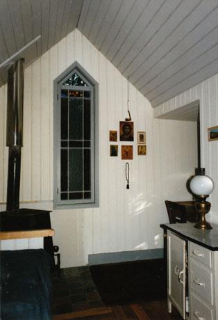 Kelli of St Melangell Inside