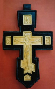Priest's cross