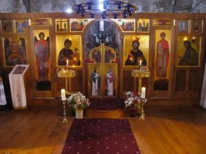 The Greek Orthodox Church.