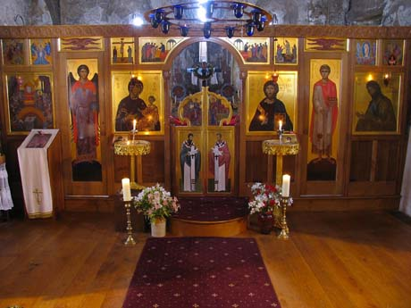 The Greek Orthodox Church.