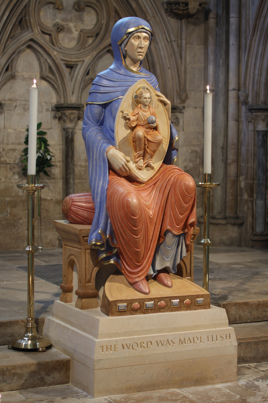 The Blessed Virgin Mary of Lincoln