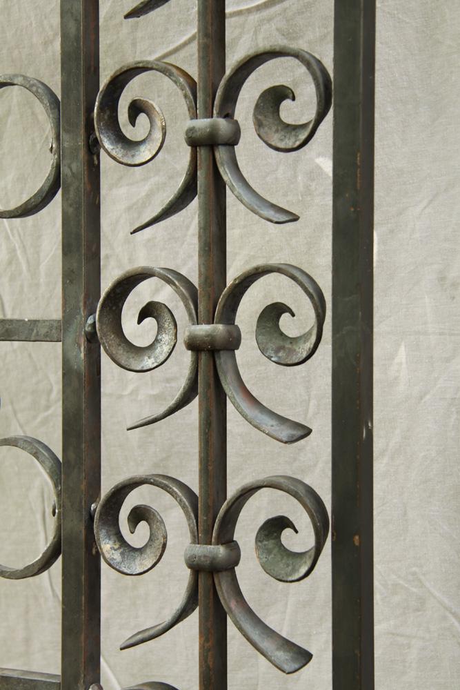 Bedford Park screen (detail)