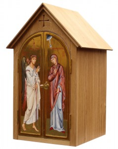 Annunciation Tabernacle, Silverstream Priory