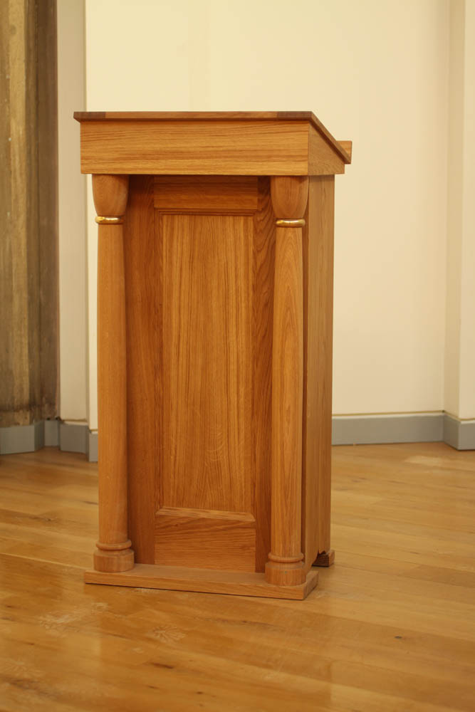 Lectern, Fisher House