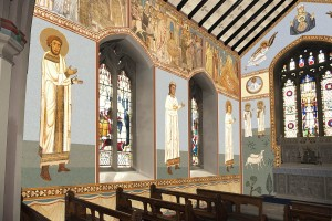 Oratory of St Chad – Lady Chapel