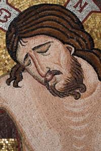 crucifixion-christ-face-large-mosaic-byzantine