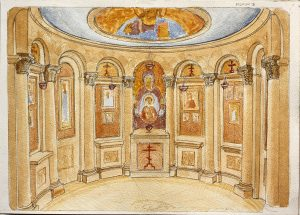 Private prayer room
