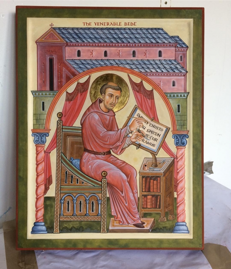 The Venerable Bede, for Beda Pontifical College Rome. My most…