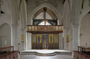 St Martins Colchester proposed  iconostasis