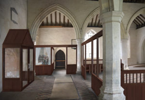 St Martins Colchester, proposed narthex